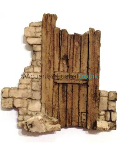 Ruinas puerta