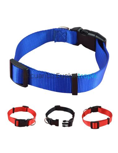 Collar nylon 2x40-63cm