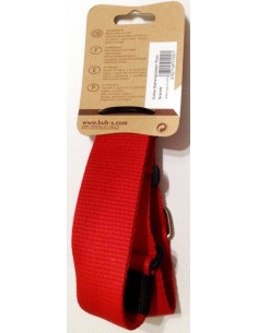 Collar antialérgico Adiestramietno rojo
