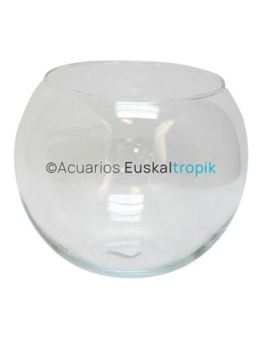 Pecera de cristal