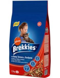 BREKIES EXCEL GATOS 4KG
