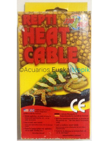 Cable calefactor 100w-100m