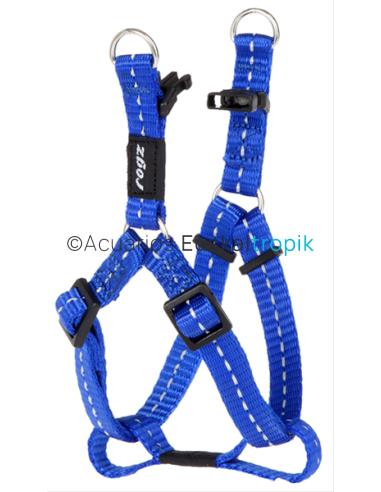 Petral azul 27-28cm