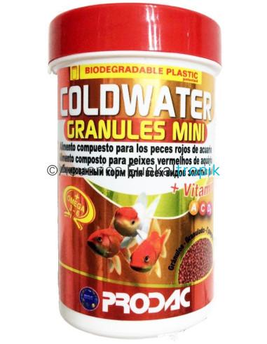 Comida granulada mini Prodac