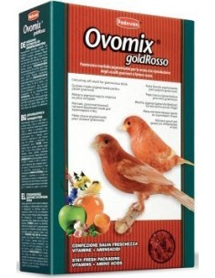 Ovomix gold pasta de cría roja