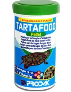 Tartafood barritas para tortugas