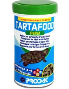 Comida tortugas con vitaminas