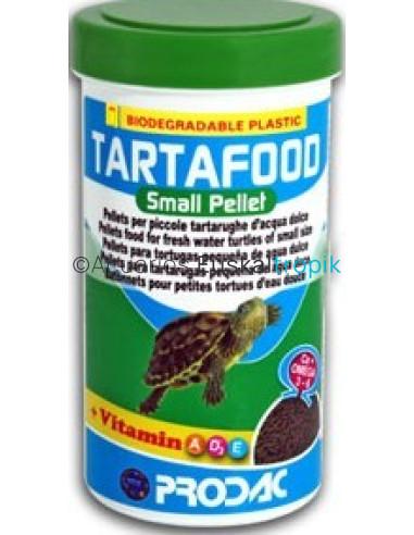 Comida tortugas pequeñas