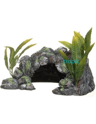 Cueva de poliresina