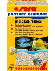 Sera phosvec granulat 500gr