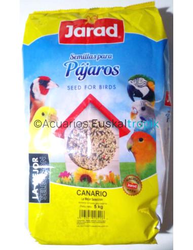 Comida mixtura canarios jarad