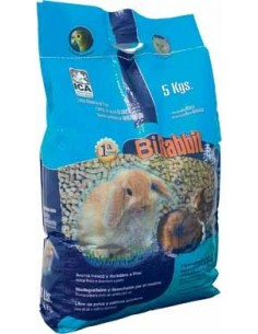 Birabbit lecho roedores pino 5kg