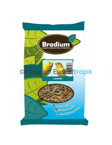 Comida canarios Bradium