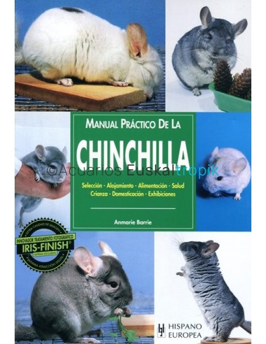 MANUAL CHINCHILLA