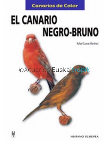 El canario negro bruno