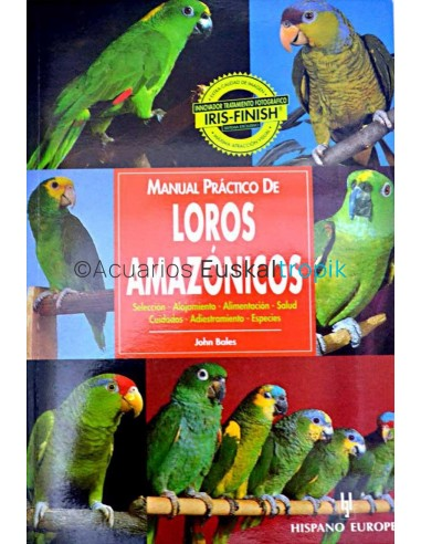 Manual Loros Amazónicos