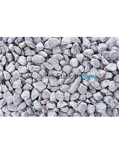 Grava silícea gris 2kg