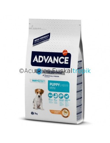Advance puppy mini 2-10 meses