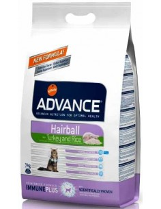 ADVANCE HAIRBALL 1,5KG