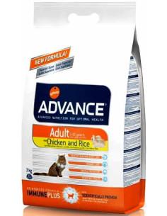 Advance Adult Pollo-Arroz 1,5kg