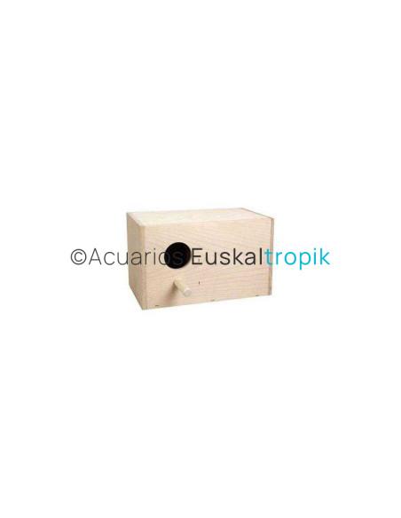 Nido madera 20x15x13cm