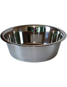 Comedero metalico diametro 25cm