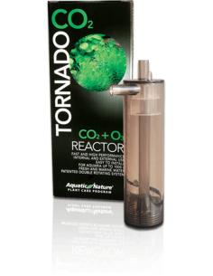 Tornado co2 + o3 reactor