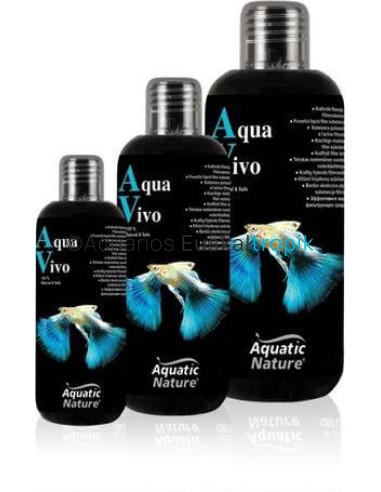 Aqua vivo depurador