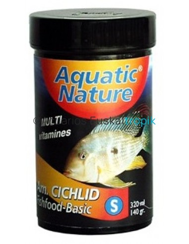 Cichlid food basic small