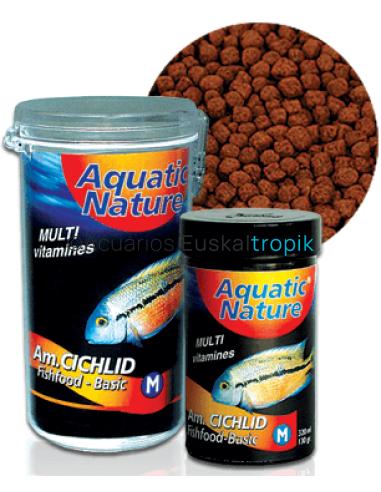 Cichlid food basic medium