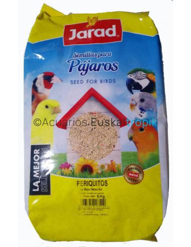 Comida mixtura periquitos jarad