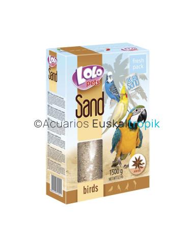 Lolo Grit Anís 1,5 kg para Pájaros