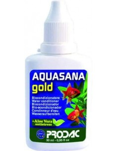 Anti cloro Aquasana goldfish 30ml