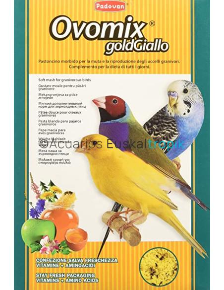 Ovomix Gold Pasta amarilla