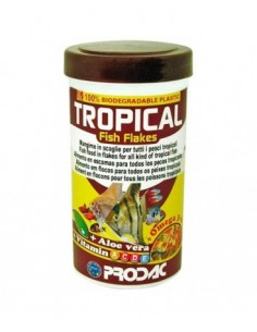 Tropical fish flakes 1200ml/200gr