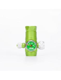 Regulador vertical de presión reducida