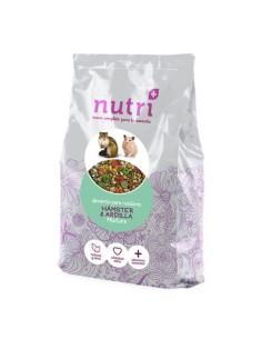 Comida hamster y ardillas Nutri+