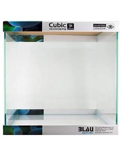 Acuario BLAU CUBIC 45X45X45 91 litros