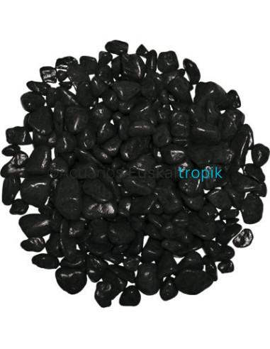 Grava negra