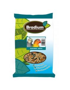 Comida agapornis y ninfas Bradium