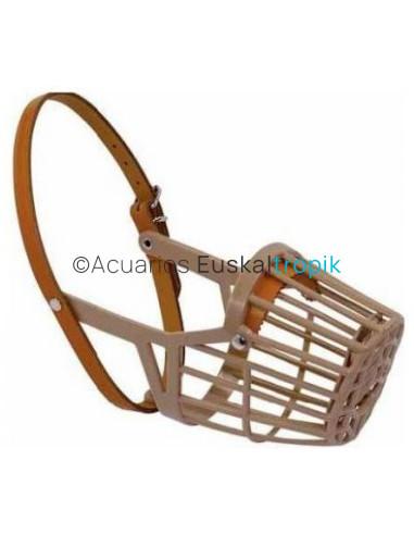 Bozal cesta marrón Nº7