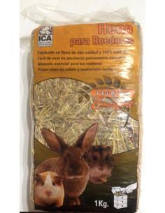 Heno para roedores 1kg